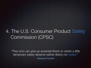 スライドの一部CPSCに関して。