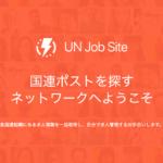 UN Job Site Ad