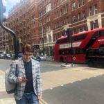 ロンドンでXDDesign Bobby