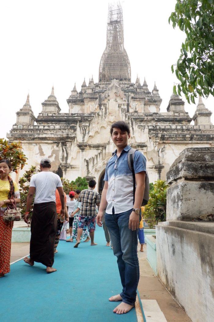 ミャンマーのバガン