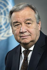 第9代国連事務総長