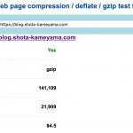GID Network for checking gzip