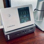 CO2 Monitor and CalDigit